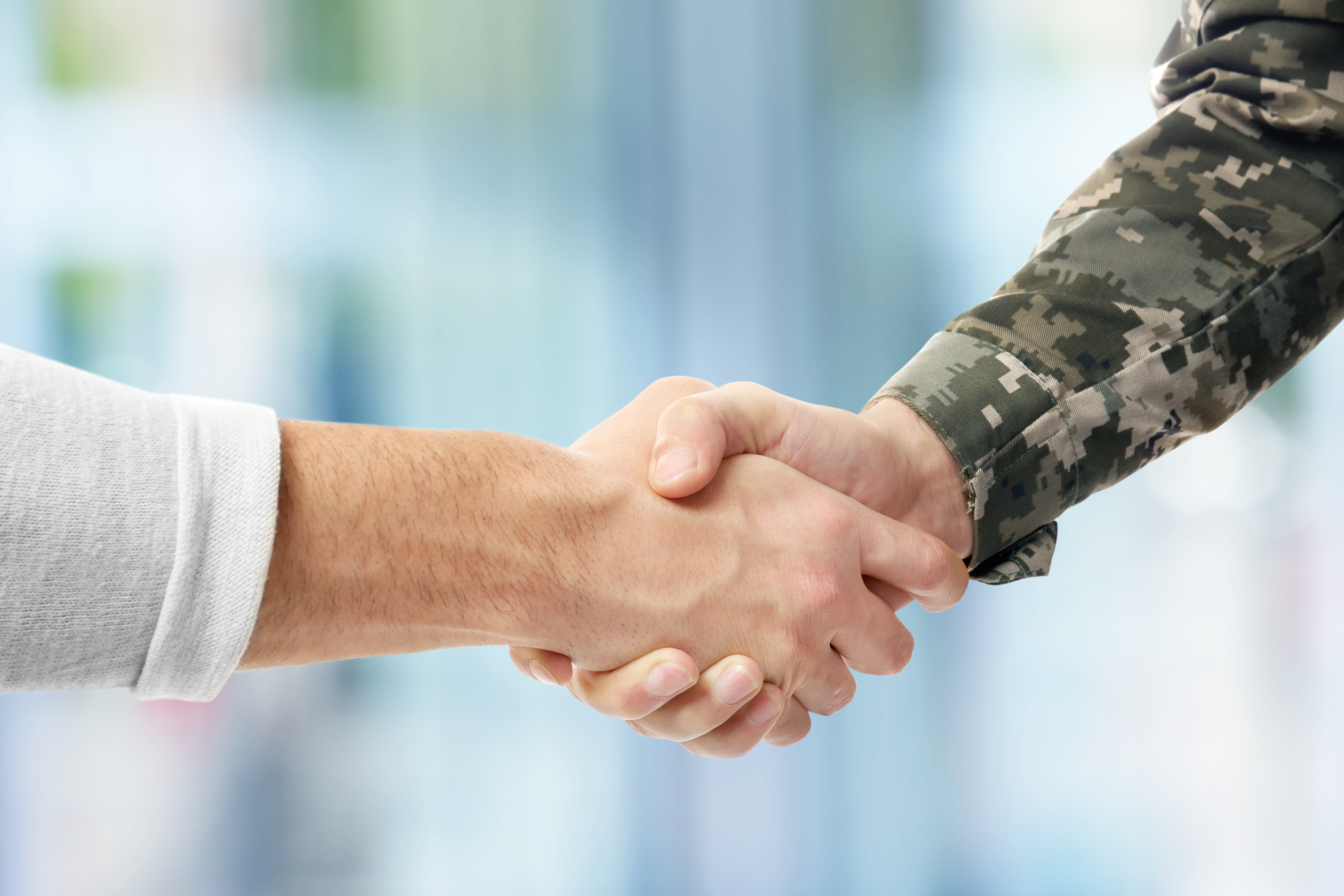 Why a Veteran Should Be Your Next Hire